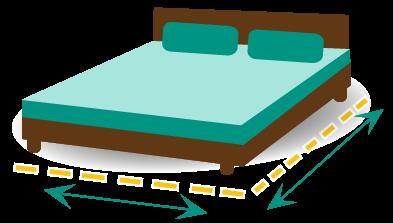 Materassi ad una piazza e mezzo e materassi su misura