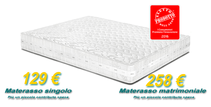 Materassi In Lattice Eminflex.Materasso Eminflex Mito In Offerta