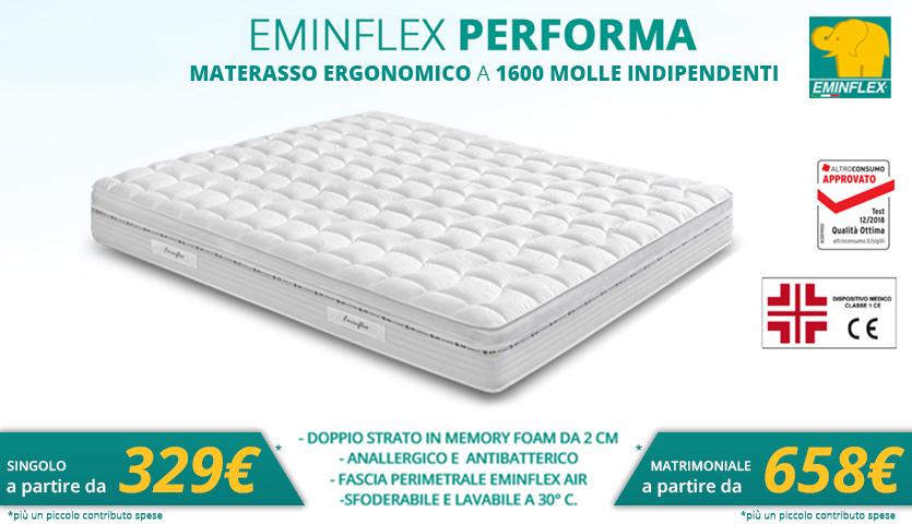 Offerte Materassi Eminflex