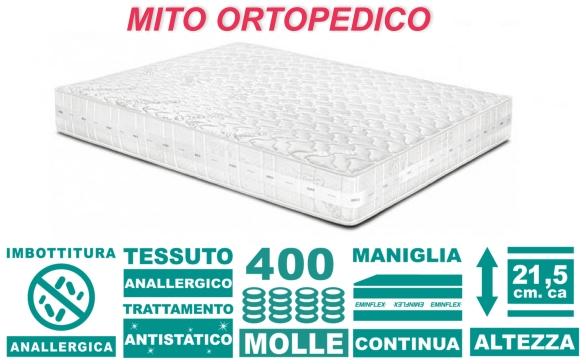 Materasso Ortopedico Matrimoniale Eminflex.Materasso Eminflex Mito Ortopedico In Offerta