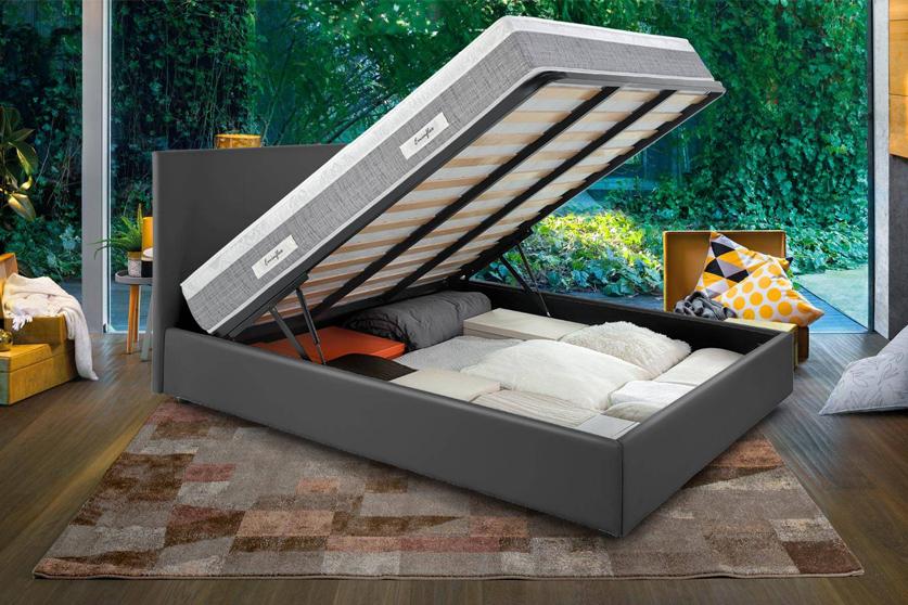 offerta letto contenitore anna di eminflex