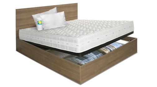 Materassi eminflex union materassi a molle insacchettate for Eminflex offerta tv con letto contenitore