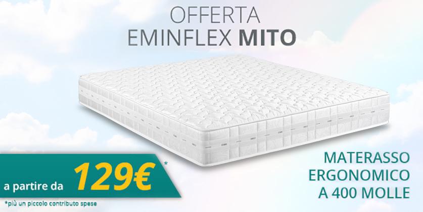 Promozioni Materassi.Offerte Materassi Eminflex